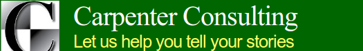 Carpenter Consulting website screenshot